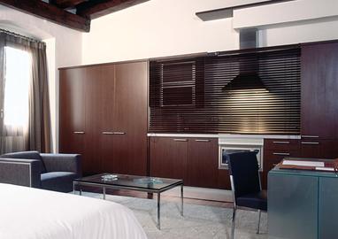 Apartamentos con servicios de hoteles