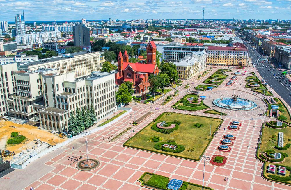 Minsk, la capital de la desconocida Bielorrusia