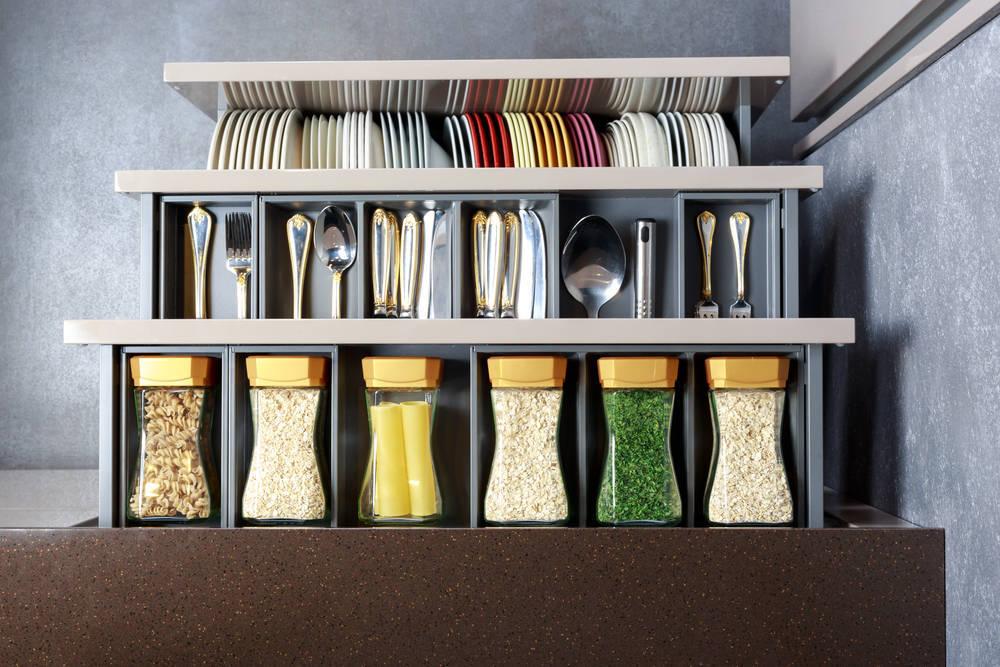 Pon orden en tu cocina