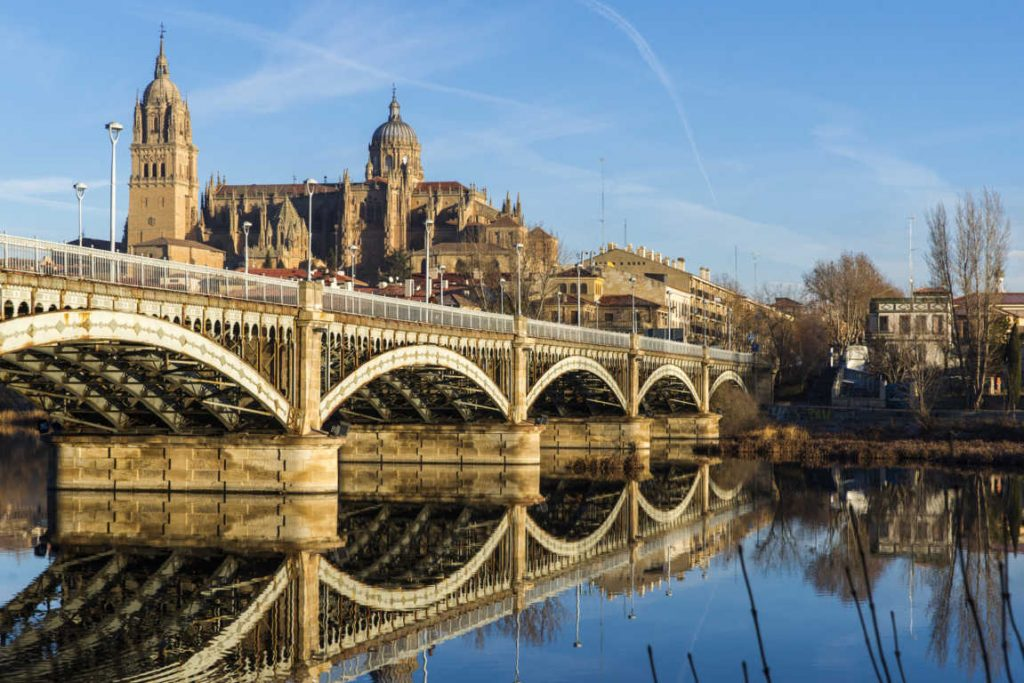 El fin de semana más sano en Salamanca