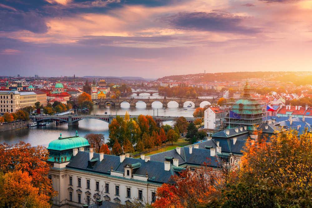 Praga, una de las más bellas ciudades para visitar